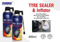 Non - Toxic Tire Sealer And Inflator For Fixing Flat Tire / Punctured Tire / Rubber Tire