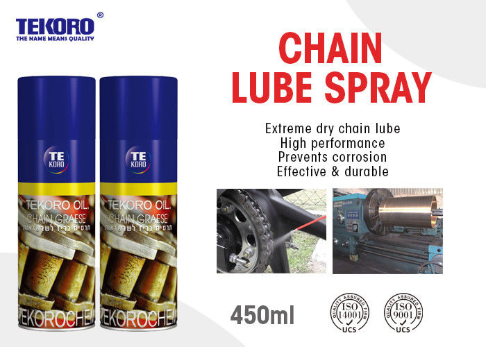 Gear & Chain Lube Spray For Keeping Roller Drive And Conveyor Chains Lubricated